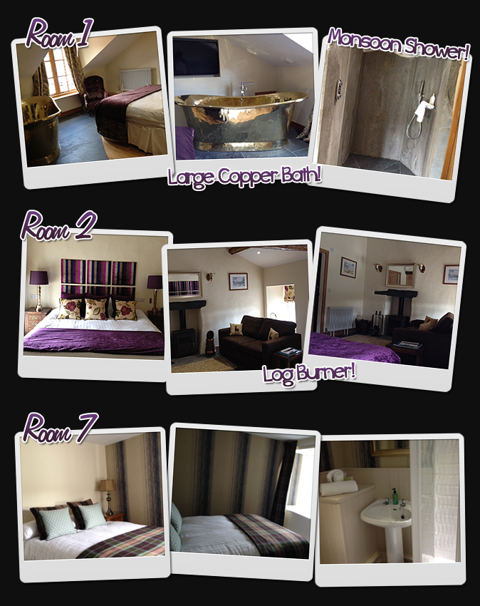 Refurbished Rooms