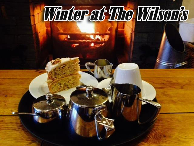 Wilson's winter Warmers